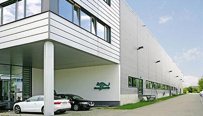 Firmengebäude in Durmersheim